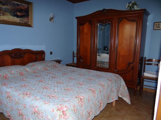 Chambre Abricot
