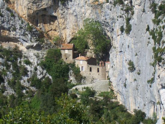 L'hermitage des Gorges de Galamus