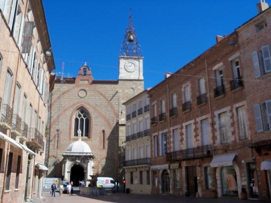 Cathédrale ST Jean à Perpignan