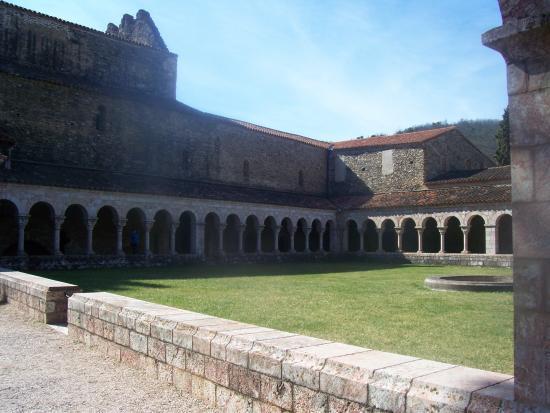 St Michel de Cuxa à Prades