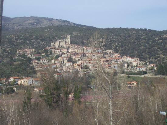 Eus le village le plus ensoleillée de France