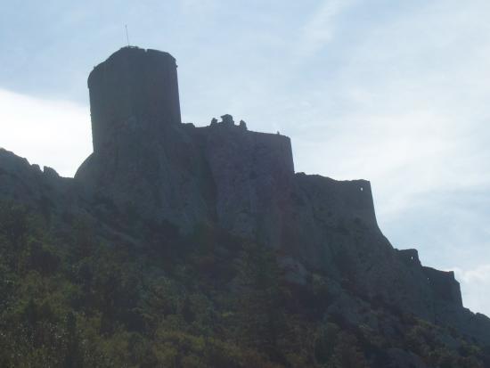 Château cathare de Queribus